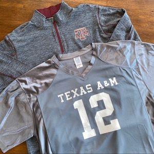 Texas A&M Aggies Jersey Bundle